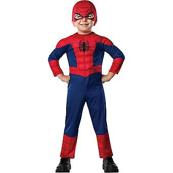 Amazing Spiderman buksetrold kostume