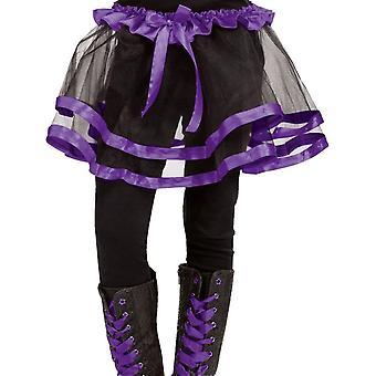 Panglică tutu copil violet
