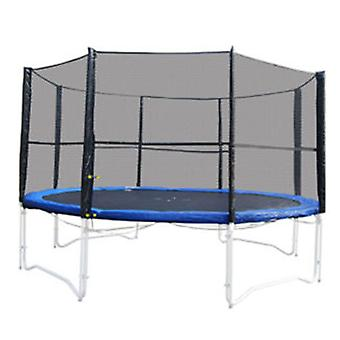 13ft Replacement Trampoline Netting - High Quality - For 8 Pole Enclosures