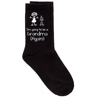 I & apos;م ستكون الجدة (مرة أخرى!) الجوارب السوداء