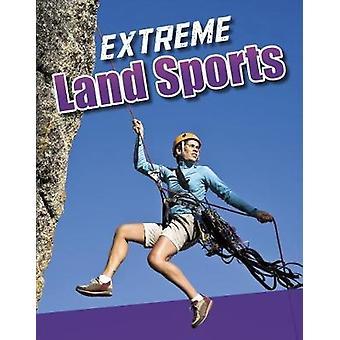 Sport estremi terra di Erin K. Butler - 9781474747912 libro