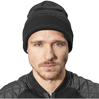 Cotton Addict Mens Heavy Knit Warm Winter Beanie Hat