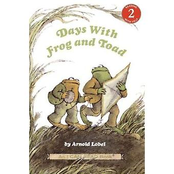 Days With Frog and Toad by Lobel - Arnold - 9780064440585 Book