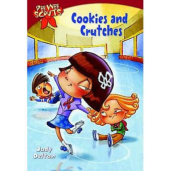 Cookies and Crutches by Judy Delton - Alan Tiegreen - 9780440400103 B