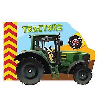 Zippy Wheels - Tractors by Small World Creations Ltd - 9780764168284 B