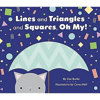 Lines Triangles Squares A264 by Zoe Burke - 9780764978647 Book