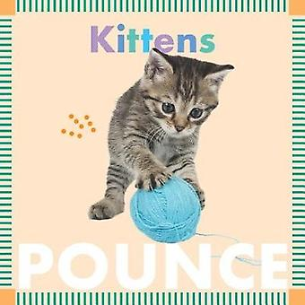 Kittens Pounce by Rebecca Stromstad Glaser - 9781681521978 Book
