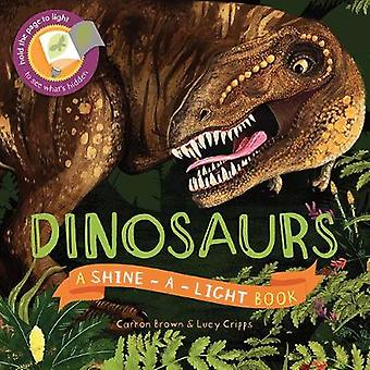 Shine-a-Light - Dinosaurs - A Shine-a-Light Book by Shine-a-Light - Dino