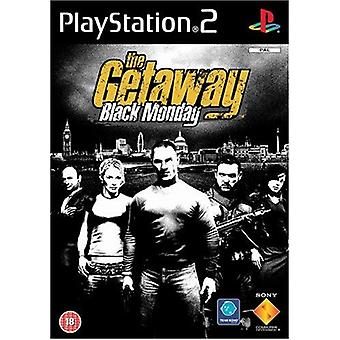 De Getaway Black Monday PS2 game (vreemde taal vak multi & Engels ingame)