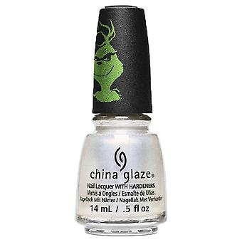 China Glaze The Grinch Limited-Edition Nail Polish Collection - Lukewarm Wishes (84332) 14ml