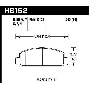 Hawk performance HB152F. 540 HPS
