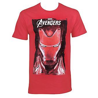 איירון מן מסכת הנוקמים גברים ב' s חולצת טי