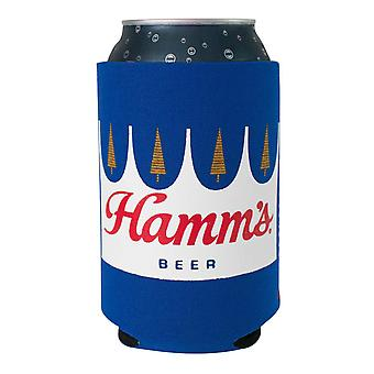Hamm's Can Cooler