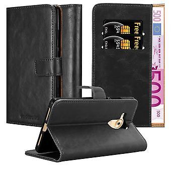 Cadorabo Hülle für Huawei MATE 8 Case Cover - Handyhülle mit Magnetverschluss, Standfunktion und Kartenfach – Case Cover Schutzhülle Etui Tasche Book Klapp Style
