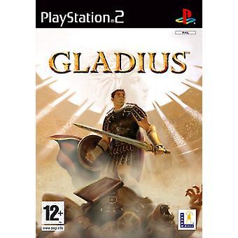 Gladius (PS2) - Nieuwe fabriek verzegeld