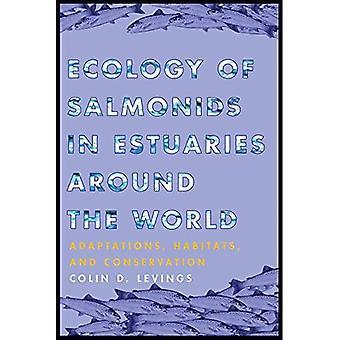 Ecologie van zalmachtigen in estuaria over de hele wereld