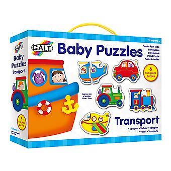 Galt Spielzeug neue Baby Rätsel, Transport