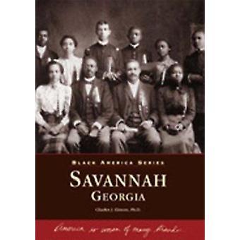Savannah - Georgia by Charles Elmore - 9780738514086 Book