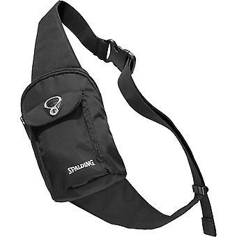 Spalding Crossbag funcional baloncesto pecho mochila Kit de soporte de teléfono bolsa