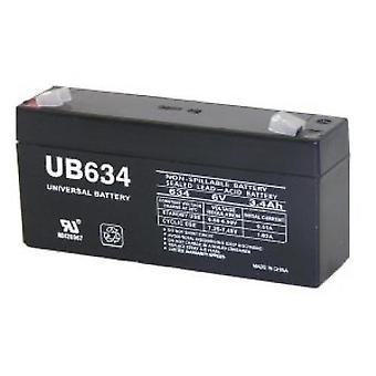 Vervangende UPS batterij compatibel met Premium Power UB634-ER