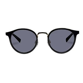 Le Specs Men's Tornado Black Sunglasses