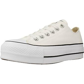 Converse Sport / All Star Lift Low Color Opticalwhi Shoes