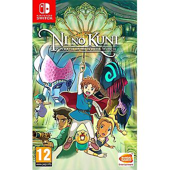 Ni No Kuni Wrath Of The White Witch Remastered Switch Game