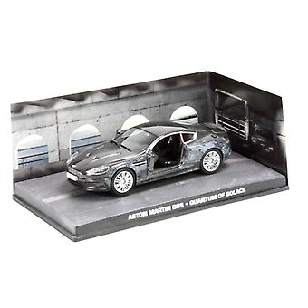 Aston Martin DBS with Damage Detail Diecast Model Car from James Bond Quantum Of Solace