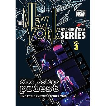 Five Dollar Priest - New York Post Punk / Noise Series 3 [DVD] USA import