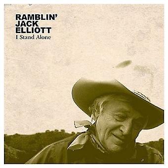 Ramblin' Jack Elliott - I Stand Alone [CD] USA import