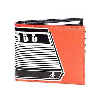 Atari Wallet Console logo new Official Gamer Bifold