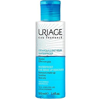 Uriage vattentät Eye Make-Up Remover 100ml