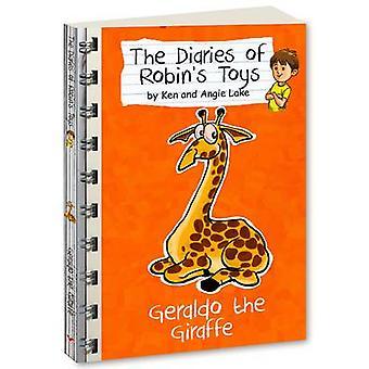 Geraldo the Giraffe by Lake & KenLake & Angie