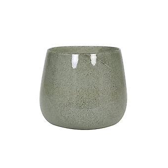 Lys & Levende Vase 26x22cm Mumbulla Glass Grønn