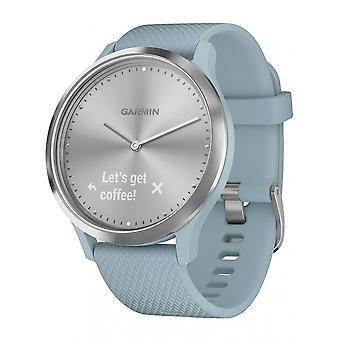 Garmin 010-01850-08 Vivomove HR Sea Foam Hybrid Smartwatch