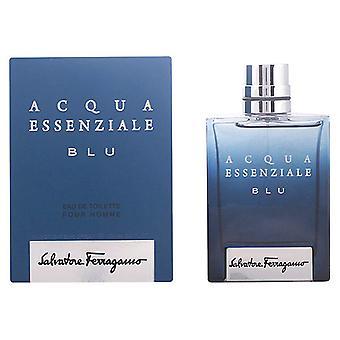 Men's Perfume Acqua Essenziale Blu Salvatore Ferragamo EDT (100 ml)
