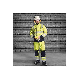Portwest hi-vis multi-norm trousers fr62
