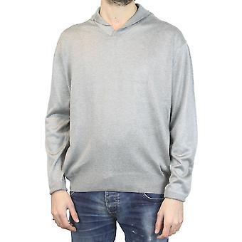 Merinos Wolle Pullover gerade geschnitten