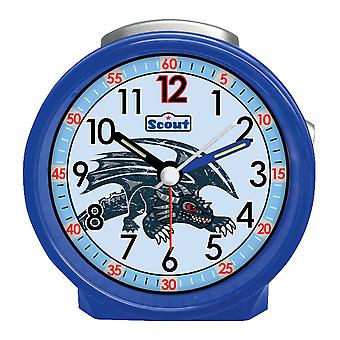Scout Kids Alarm Alert Friends BLACK DRAGON Blue Boys 280001024