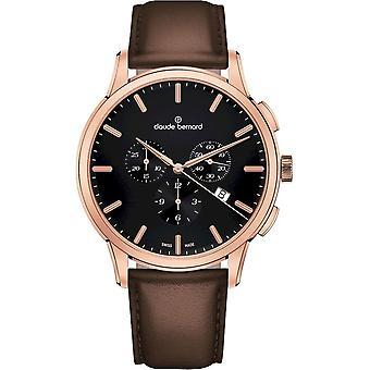 Claude Bernard Wristwatch Men's Jolie classique chronograph 10237 37R NIR1