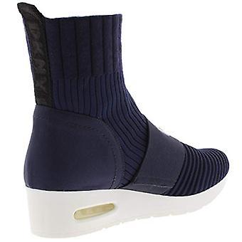 DKNY Womens Anna stretch sticka strumpa sneakers