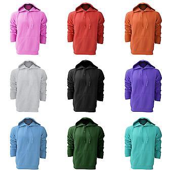 Russell Colour Mens Hooded Sweatshirt / Hoodie