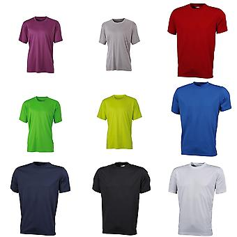 James and Nicholson Mens Tee Active