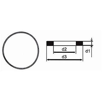 Rolex generic bezel and case back flat gasket 0.50mm x 27.00mm x 28.40mm (rolex 29.265.106)