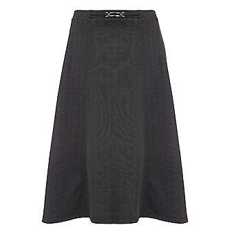 TIGI Falda negra texturizada