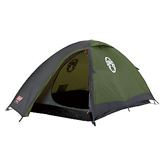 Coleman green darwin 2 quick pitch 2 man dome tent