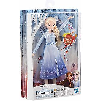 Disney Frozen 2 singen Elsa Fashion Doll mit Musik