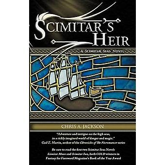 Scimitars Heir by Jackson & Chris A.