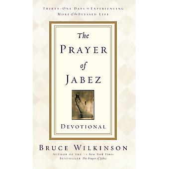 The Prayer of Jabez Devotional by Wilkinson & Bruce