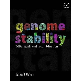 Genome Stability - DNA Repair and Recombination by James Haber - 97808